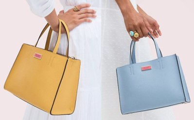 Kate Spade : Satchel Just $99 + FREE Shipping (Reg $298) – Available in 6 Colors!