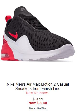 Macy's : Men's Nike Shoes Sale!!
