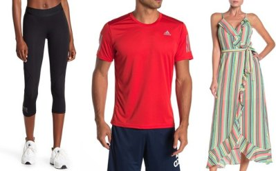 Nordstorm Rack : Apparel, Shoes & Accessories For the Family Up to 90% Off (Adidas, Guess, True Religion)