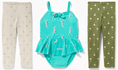 Old Navy Apparel for the Family Up to 90% Off (Starting at JUST $1) – Today Only!