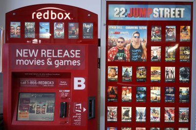 FREE Redbox One-Night Video Game Rental – Today Only!