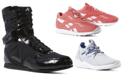 Reebok Shoes for the Entire Family Staring at JUST $14.99 + FREE Shipping (Reg $40)
