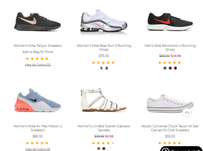 Shoe Carnival Buy 1 Get 1 50% OFF Sale
