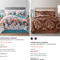Macy's : 8-pc. comforter sets Just From $19.99 (Reg : $100)