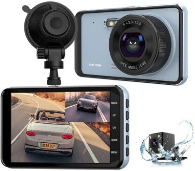 Dual Dash Camera for 80% Coupon & with code