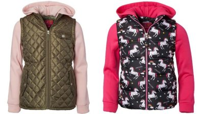 Up to 75% Off Kids' Jackets at Zulily – All Styles ONLY $10.99 (Regularly $54)