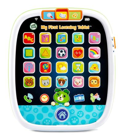 Amazon : LeapFrog My First Learning Tablet, White and green Just $12.98 (Reg : $17.99) (As of 10/13/2019 1.30 AM CDT)