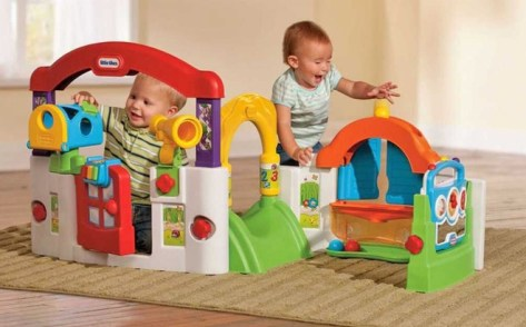 Little Tikes Electronic Activity Garden for ONLY $55 + FREE Shipping (Reg $102)
