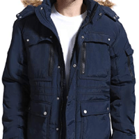 Amazon : **90% Off** Mens Winter Military Warm Jacket W/Code (Reg : $200) (As of 10/22/2019 12.18 PM CDT)