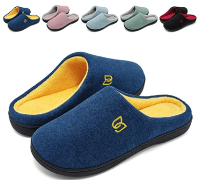 Amazon : Women's Men's Comfort House Slippers Just $7.60 W/Code (Reg : $18.99) (As of 10/22/2019 9.20 PM CDT)