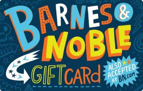 Verizon: Free $5 Barnes & Nobles Gift Card