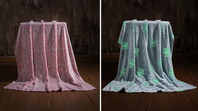 Zulily : Glow-in-the-Dark Throws up to 55% off Just $14.99 !