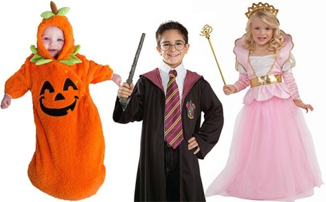 Kids' Halloween Costumes From JUST $3.99 at Zulily (Reg $22) – Many Cute Choices!