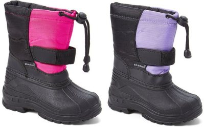 Skadoo Toddlers & Kids Snow Boots for ONLY $14.99 at Zulily (Regularly $60)