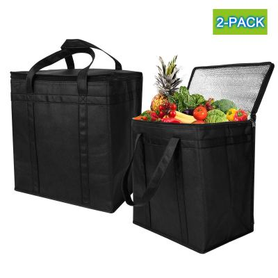 Amazon : 2 Pack Insulated Grocery Bag Just $6.99 W/Code (Reg : $18.99) (As of 11/11/2019 9.30 AM CST)