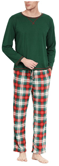 Amazon : Men's Pajamas Set Just $10.99 W/50% Off Coupon (Reg : $21.99) (As of 11/11/2019 9.36 PM CST)