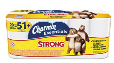 Sam's Club : Charmin 20pk Just $9.38 PER PACK WYB 2!