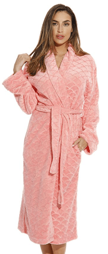 Amazon : Bath Robes for Women Just $14.99 W/Code (Reg : $29.99 ) (As of 11/21/2019 9.10 PM CST)
