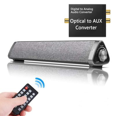 Amazon : Bluetooth Sound Bar Just $19.99 W/Code (Reg : $59.99) (As of 11/18/2019 11.55 AM CST)