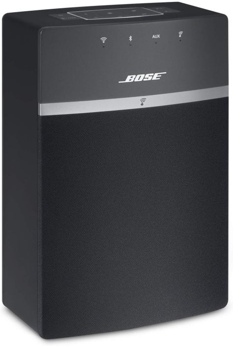 Bose SoundTouch 10 wireless speaker, works with Alexa - Black for $99 (reg: $199)