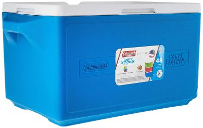 Amazon : Coleman 33-Quart Party Stacker Cooler Just $17.93 (Reg : $23.81) (As of 11/21/2019 9.25 PM CST)
