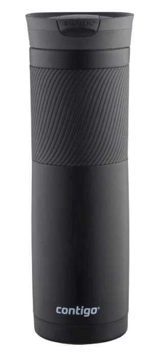 Contigo 24oz Stainless Steel Travel Mug Matte Black is currently $7.99 shipped.