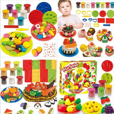 Amazon : Dough Toys Just $7.49-11.39 W/Code (Reg : $29.99-45.56) (As of 11/18/2019 2.49 PM CST)
