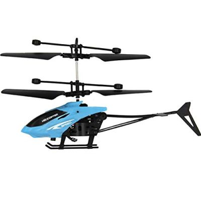 Flying Mini RC Infraed Induction Helicopter Now $5.00 (Was $28)