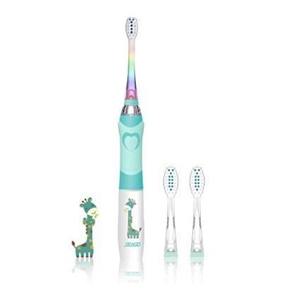 Amazon : Kids Electric Sonic Toothbrush Just $8.99 W/Code (Reg : $17.99) (As of 11/22/2019 5.41 AM CST)