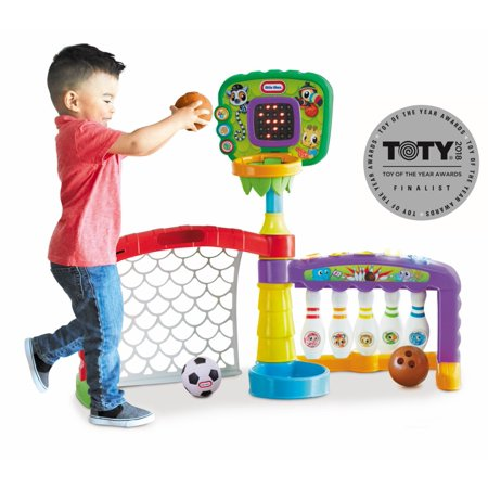 Little Tikes 3-in-1 Sports Zone Now $25 (Was $49.44)