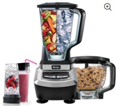 Walmart : Ninja Supra Kitchen Blender System with Food Processor Just $99 (Reg : $169.99)