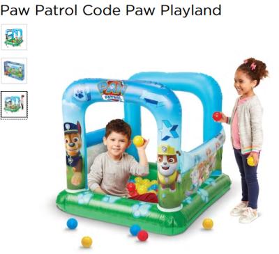 Kohl's : Paw Patrol Code Paw Playland Just $19.99 (Reg $39.99)