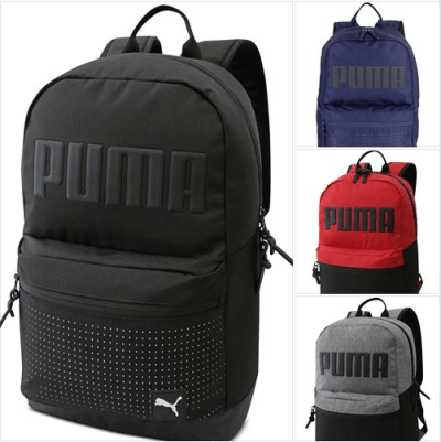 Macy's : Puma Men's Generator Backpack Just $20 (Reg $40)