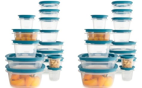 Rubbermaid 28-Pack Set JUST $12.74 at Kohl's (Reg $40) – Black Friday Prices!