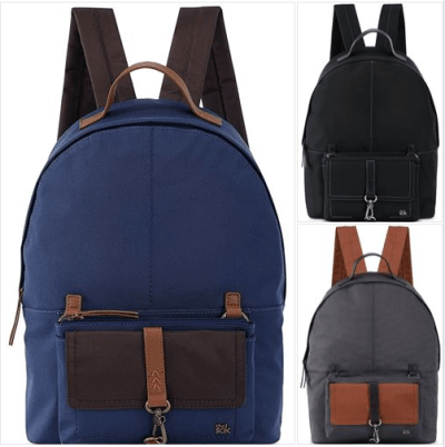 Macy's : The Sak On the Go Backpack Just $34.65 W/Code (Reg $99)