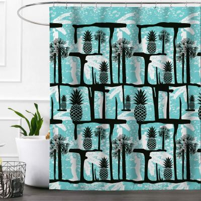 Amazon : Waterproof Bathroom Shower Curtain Sets with Plastic Hooks 70 x 72 inches Just $6 (Reg : $14.99) (As of 11/18/2019 6 PM CST)