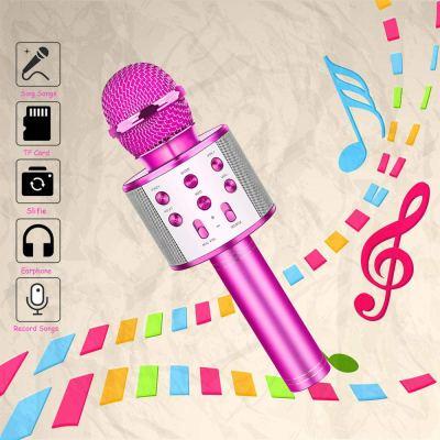 Amazon : Wireless Handheld Bluetooth Karaoke Microphone Just $14.99 W/Code (Reg : $29.99) (As of 11/18/2019 9.05 PM CST)