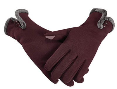 Amazon : Women Gloves Texting Gloves Just $5.99 - $6.99 (As of 11/13/2019 2.11 PM CST)