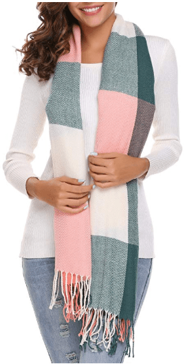 Amazon : Women's Long Shawl Just $9.99 W/Code (Reg : $19.99 ) (As of 11/21/2019 8.55 PM CST)