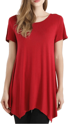 Amazon : Women's Swing Tops Just $4.79 W/Code (Reg : $15.99) (As of 11/18/2019 2.29 PM CST)