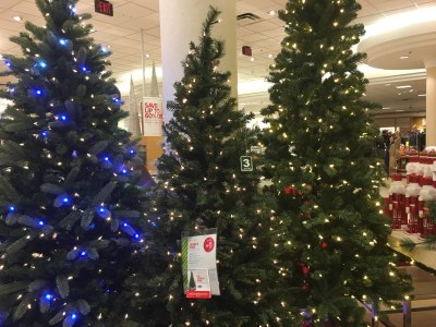 Pre-Lit 7-Foot Christmas Tree for ONLY $82.49 at JCPenney (Regularly $220)