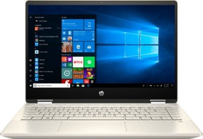 "Best Buy : HP - Pavilion x360 2-in-1 14"" Touch-Screen Laptop - Intel Core i5 - 8GB Memory - 256GB SSD + 16GB Optane for $499 (reg: $749)"