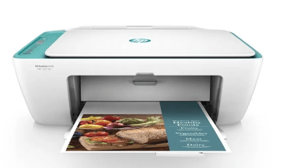 HP DeskJet 2640 All-in-One Wireless Color Inkjet Printer for $24.00 (Reg $59.00)