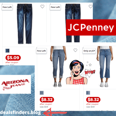 Arizona Jeans for the Whole Family Up to 65% Off at JCPenney – Starting at ONLY $10!