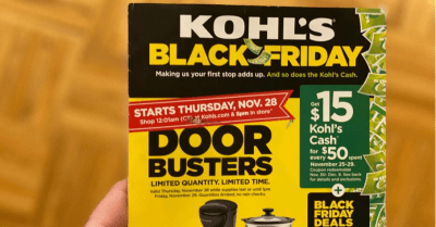 Kohl's Black Friday 2019 Select Deals Live NOW
