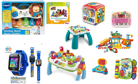 Upto 49% discount on PreSchool Toys from VTech (Starting from $5)