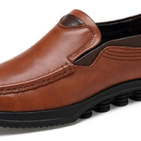 Amazon : Men Hand Stitching Microfiber Leather Non-Slip Casual Shoes Just $14 W/Code (Reg : $69.98) (As of 12/10/2019 11.57 AM CST)