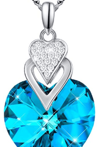 Amazon : **90% Off** Women Rose Necklace Just $7 W/80% + 10% Off Coupon (Reg : $69.99) (As of 12/19/2019 5.34 AM CST)