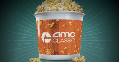 AMC 2020 Annual Popcorn Bucket Just $20.99 | Refill Your Bucket All Year Long for Cheap!