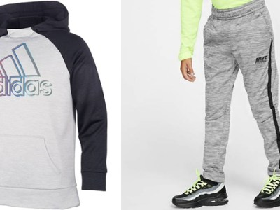 Nike & Adidas Apparel for the Family Up to 60% Off, From JUST $15.74 (Reg $40)